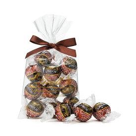 リンツ Lindt チョコレート リンドール ジンジャーブレッド 10個入り お菓子 リンツチョコレート かわいい リンツチョコ 誕生日 ギフト チョコ