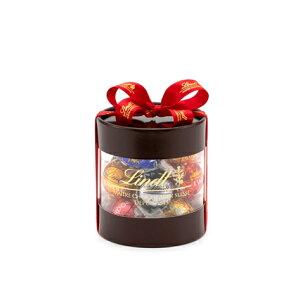 リンツ Lindt チョコレート リンドール ギフトボックス 6種12個入り【チョコ ギフト かわいい おしゃれ お菓子 職場 ばらまき 個包装 プチギフト お礼 プレゼント スイーツ lindor ブランド 可愛