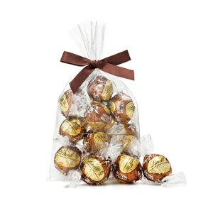 リンツ Lindt チョコレート リンドール バターピーカン 10個入り |リンツチョコ リンツチョコレート お菓子 チョコ ギフト 誕生日 プチギフト かわいい ホワイトデー バレンタイン お返し 個