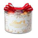 リンツ チョコレート Lindt クリスマス限定 リンドールリボンギフトボックス16個入り 【 リンドール ギフト お菓子 か…