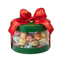 リンツ チョコレート Lindt クリスマス限定 リンドールギフトボックス50個入り 【 リンドール ギフト お菓子 かわいい…