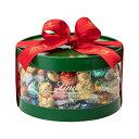 リンツ チョコレート Lindt クリスマス限定 リンドールギフトボックス80個入り【 大量 手土産 チョコ お菓子 スイーツ…