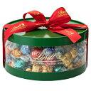 リンツ チョコレート Lindt クリスマス限定 リンドールギフトボックス100個入り【 手土産 チョコ お菓子 スイーツ リ…