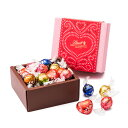 リンツ チョコレートLindt バレンタイン リンドールクラシックギフトボックス20個入り【限定 チョコレート チョコ リ…