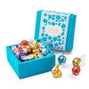 リンツチョコレートLindtホワイトデー リンドールクラシックギフトボックス 7種12個入り 【リンツ チョコレート リン…