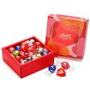 リンツ チョコレートLindt バレンタイン リンドールクラシックギフトボックス28個入り|限定 チョコ リンドール バレ…