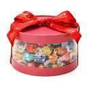 リンツ Lindt チョコレート バレンタイン リンドールギフトボックス80個入り|限定 チョコ リンドール バレンタインチ…