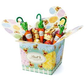 リンツ Lindt チョコレートイースター シェアリングボックス  リンツチョコ リンツチョコレート お菓子 チョコ ギフト 誕生日 プチギフト かわいい ホワイトデー バレンタイン お返し 個包装 会社 職場 ご褒美