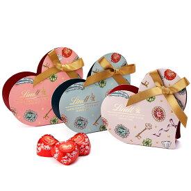 リンツ Lindt チョコレート バレンタイン リンドール ミニギフト3個入り 限定 チョコ リンドール バレンタインチョコ ギフト 詰め合わせ おしゃれ かわいい バレンタインデー 会社 職場 アソート スイーツ 個包装 小分け お菓子