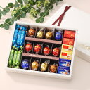 送料無料 リンツ Lindt チョコレート ピック&ミックス コレクション| ギフト 洋菓子ギフト かわいい お菓子 スイー…