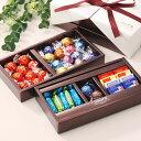 リンツ Lindt チョコレート ピック&ミックス ギフトコレクションプレミアム| ギフト 洋菓子ギフト かわいい お菓子 …