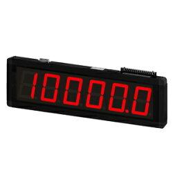 大型表示カウンタ/6桁表示G95-301