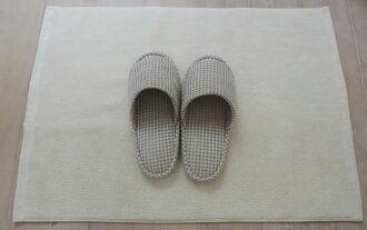 Hemp bath mat year-end present / gift hemp 100%/ 10P03Dec16