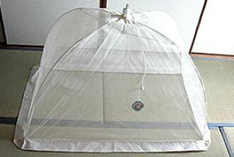 모기장 원터치 아기 침대 용 커튼 キナリ 일본 업체 및 뎅기열 모기 그물 아기 곤충 방수 방 충 해충 예방 숙면 숙면 카 에코 532P17Sep16