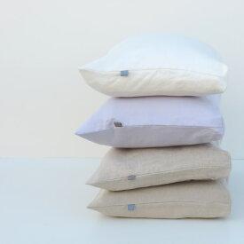 リネン 枕カバー ピロケース Lin de Yoko マチ入り 封筒型 SSサイズ 小さな枕用 日本製 高級 フレンチリネン 麻 100% 速乾 吸湿性 低反発枕 パイプ枕