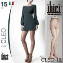 ibici【イビチ】イビチ/クラシック/Cleo-DeLuxe 15denCLASSIC LINE Collectionオールシーズン サテンスムースタイプ ベ...