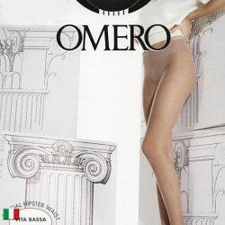 OMERO【オメロ】Vitality20vitabassaライクラファイバーつま先スルーローウエストシアータイツ