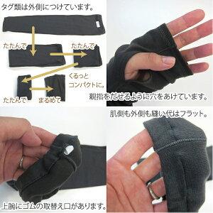 Fleepアームカバー日本製