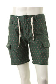 attack the mind 7 アタックザマインドセブン Double Face Paisley cargo SHORT PT{-ADS}
