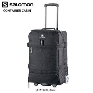 SALOMON (サロモン)CONTAINER CABIN(コンテナーキャビン) -LC1115400:Black-