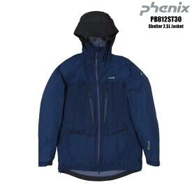 PHENIX(フェニックス)Shelter 2.5L Jacket(シェルター 2.5レイヤー ジャケット)PB812ST30 -IND- 【ジャケット/レインウェア】