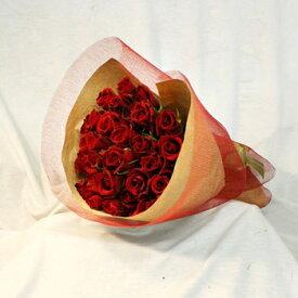 産地直送バラ花束・赤30バラ 薔薇 薔薇の花束 バラの花束 ギフト プロポーズバラ 100本バラ 60本 バラ 開店祝い 誕生日 記念日 還暦祝い ばら バラ 100本 薔薇