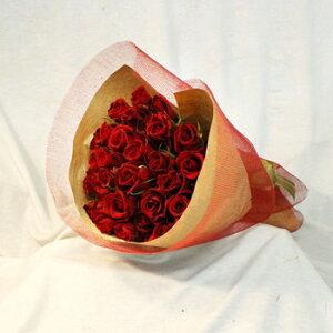 産地厳選バラ花束30本(赤) バラ 薔薇 薔薇の花束 バラの花束 ギフト プロポーズバラ バラ 30本 バラ 開店祝い 誕生日 記念日 還暦祝い ばら バラ 薔薇