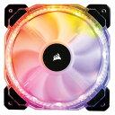 ■5/20(土)発売!! CORSAIR RGB LED制御に対応した140mm高静圧ファン HD140 RGB LED (CO-9050068-WW) ファン...