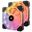 ■5/20(土)発売!! CORSAIR RGB LED制御に対応した140mm高静圧ファン HD140 RGB LED Controller (CO-9050...