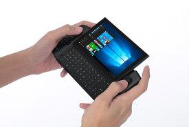 GPD ジョイスティック搭載 スライド式モバイルゲーミングPC GPD WIN 3 (1135G7 Black) ブラック CPU:i5-1135G7 メモリ:16GB SSD:1TB