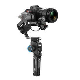 Gudsen デジタル一眼レフ対応、ハンドヘルドジンバル3軸スタビライザー MOZA AirCross2 Professional Kit