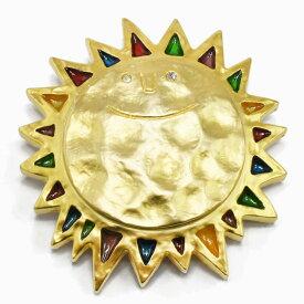 太陽 ブローチ:OrganFan(オルガンファン)