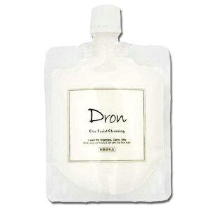 3個セット Dron(ドロン) 医薬部外品 日本製 洗顔 泡洗顔 もっちり 弾力泡 泥洗顔 毛穴 皮膚の清浄 殺菌 消毒