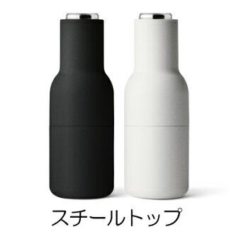 MENU bottle grinder Ashe & carbon