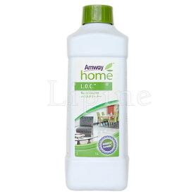 Amway アムウェイ ホーム LOC ハウスクリーナー 濃縮住宅・家具用合成洗剤 1L E0001J