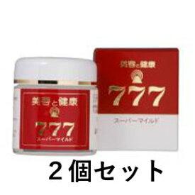 美容と健康777スーパーマイルド 60ml 2セット