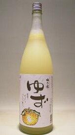 梅乃宿酒造 「梅乃宿 ゆず」 1800ml