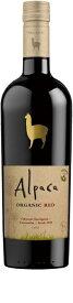 wine ワイン チリ サンタヘレナ アルパカ オーガニック 有機 レッド 750ml 1本【ご注文は12本まで1個口配送可能】