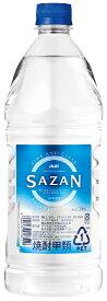 【送料無料】アサヒ SAZAN サザン 25度 1.8L 1800ml×6本/1ケース【北海道・沖縄県・東北・四国・九州地方は必ず送料が掛かります】
