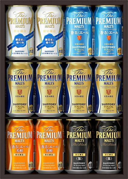 父の日 ビール プレゼント 飲み比べ 父の日ギフト【送料無料】サントリー プレミアムモルツ -輝- 夏の限定5種セット YA30P 1セット 詰め合わせ セット【北海道・沖縄県・東北・四国・九州地方は必ず送料が掛かります。】