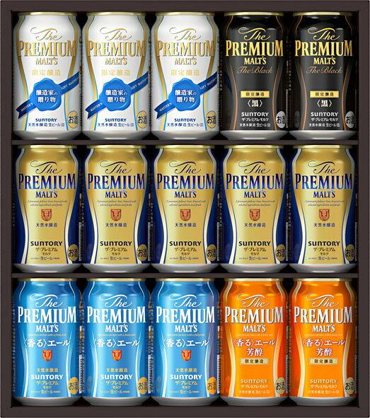 【予約】6月1日以降出荷父の日 ビール プレゼント 飲み比べ 父の日ギフト【送料無料】サントリー プレミアムモルツ -輝- 夏の限定5種セット YA40P 1セット 詰め合わせ セット