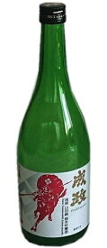 【富山の地酒】成政酒造 佐々成政(赤)山田錦 純米吟醸酒 720ml 1本【ご注文は12本まで一個口配送可能】