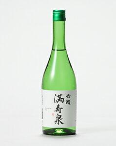 【富山の地酒】満寿泉 吟醸 720ml 1本【ご注文は1ケース(12本)まで1個口配送可能です】