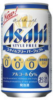 【4ケース価格】【送料無料】アサヒ スタイルフリー パーフェクト 350ml×24本 4ケース【北海道・沖縄県は対象外となります。】