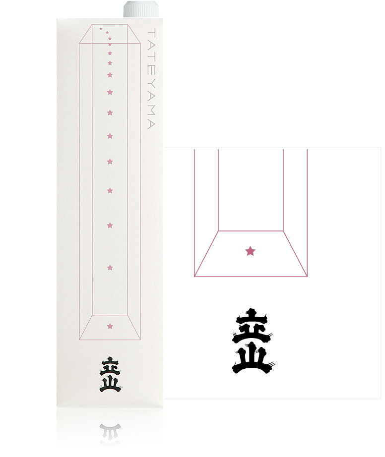 【富山の地酒】立山 本醸造<紙パック>1.2L 1本【ご注文は2ケース(12本)まで同梱可能です】
