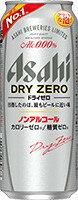 アサヒ ドライゼロ 500ml×24本 【ご注文は2ケースまで同梱可能です】