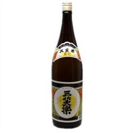 【送料無料】【富山の地酒】三笑楽 酉印 瓶 1800ml 1.8L×6本【北海道・沖縄県・東北・四国・九州地方は必ず送料が掛かります】