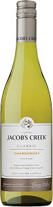[オーストラリア/白ワイン/辛口/フルボディ]ジェイコブス・クリーク シャルドネ 750ml 1本【ご注文は12本まで同梱可能です】