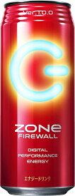 【送料無料】サントリー ZONe ゾーン FIREWALL Ver.1.0.0 エナジードリンク 500ml ×24本