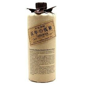 黒木本店 大麦焼酎 百年の孤独 40度  720ml 1本【ご注文は1ケース(6本)まで同梱可能です】